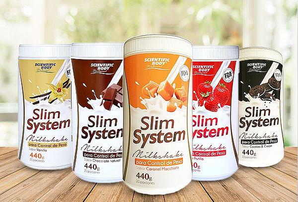 Slim System 440 Gr-Scientific Body