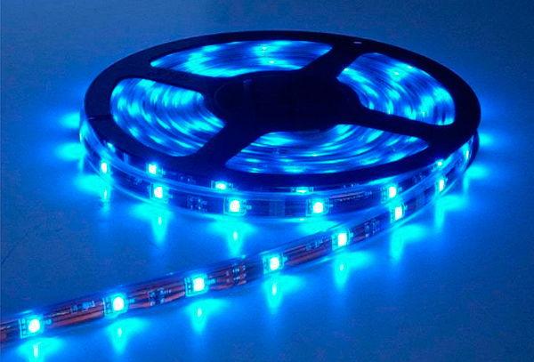 Luces Led Multicolor de 5 Metros + Control Remoto
