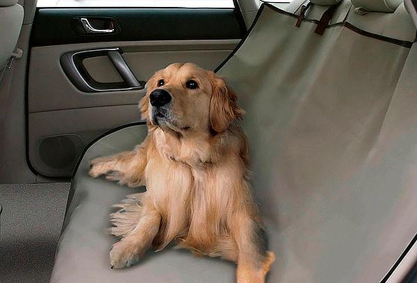 Cobertor de Asiento de Auto para Mascotas