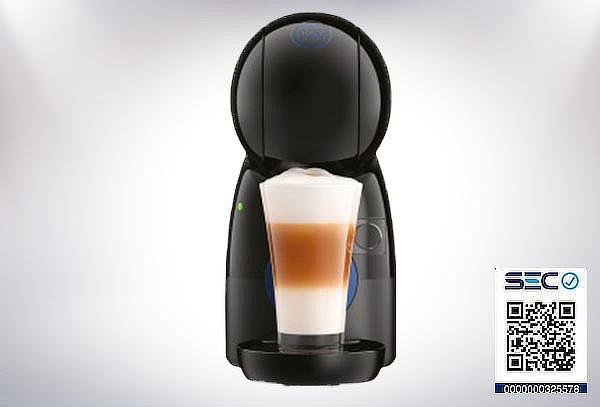 Cafetera Dolce Gusto Piccolo XS Negra