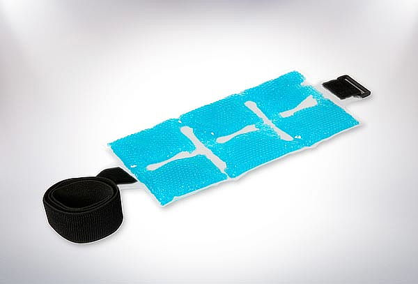 Compresas Frio-Calor para terapia recuperación física