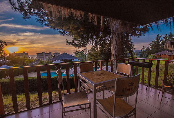 Pao Pao Lodge Algarrobo - Habitaciones y cabañas