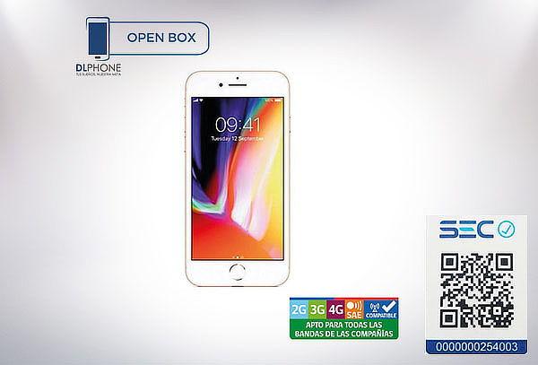 iPhone 8 de 64GB, color a elección