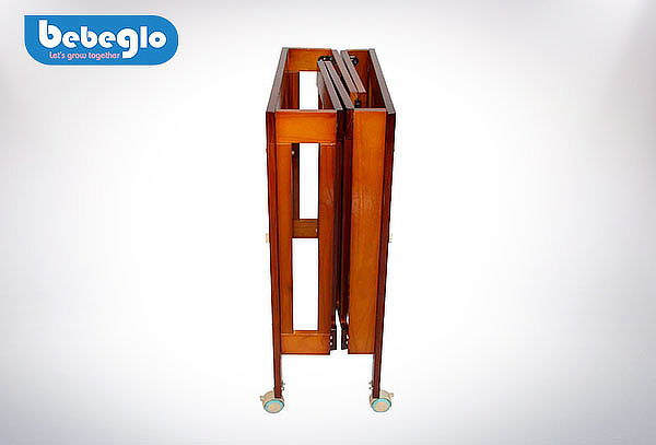 Cuna Madera Plegable RS-810 Bebeglo