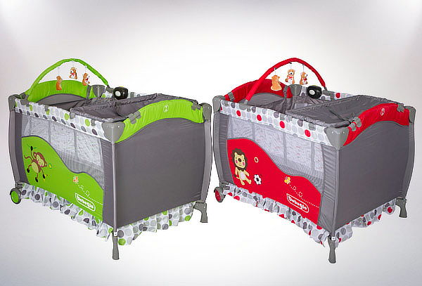 Cuna Pack & Play Bebeglo RS-6190, Color a Elección