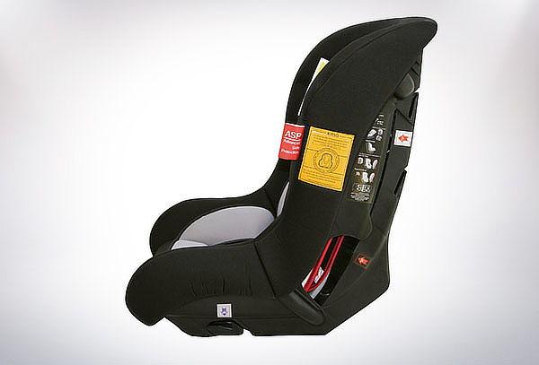 Silla de Auto Bebeglo Convertible RS-3830, Color a Elección