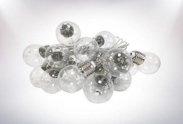 Guirnalda Transparente Ledzone 10 Luces Led