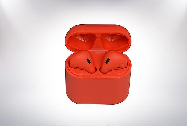 Audífonos Bluetooth Lhotse RM12 Inalámbricos Rojo
