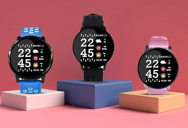 Reloj Smartwatch Lhotse SW88, color a elección