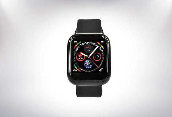 Reloj Smartwatch Lhotse SR11 Negro