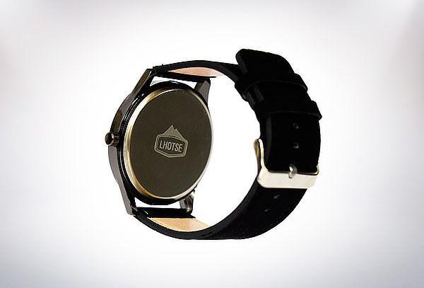 Reloj Analogo Sky Watch o Flame Watch Black