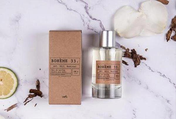 Perfume Bubba a elección