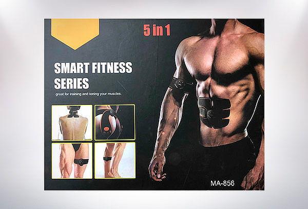 Electroestimulador Smart Fitness 6 en 1 última generación
