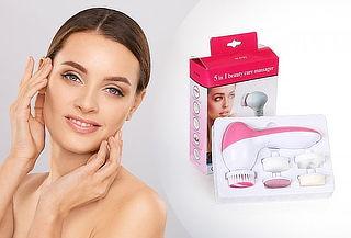 Masajeador Facial 5 Funciones En 1 Rostro Belleza