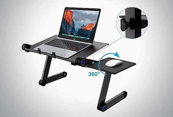 Mesa Plegable Portátil Notebook Laptop T8