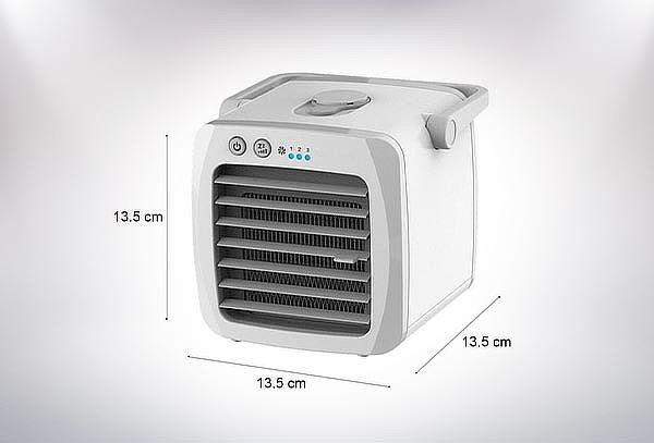 Mini Aire Acondicionado Enfriador Ventilador Portatil