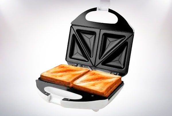 Sandwichera Sindelen Blanco o negro