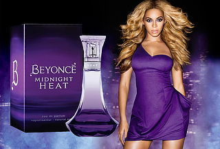 Perfume Beyonce Heat Midnight 100 ml Mujer