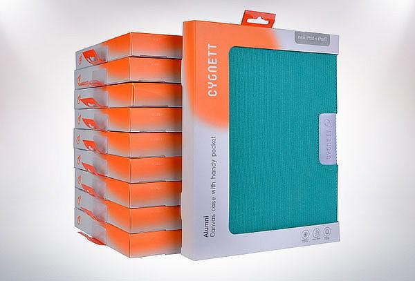 Case Cover para IPad marca Cygnett, Color a Elección
