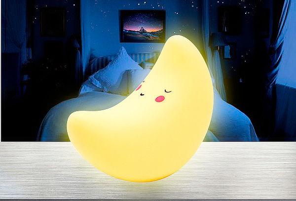 Espantacuco Luna con Luz Led