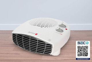 Turbo Calefactor Sindelen Blanco ¡Calienta tu Hogar!