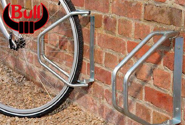 Estacionamiento de Bicicletas 180° de Giro