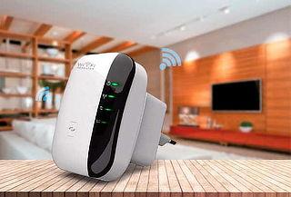 Amplificador Repetidor de Wifi 300Mbps