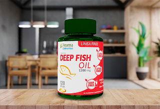 DEEP FISH X 120 CAPS
