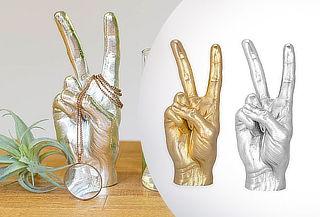 Escultura Paz