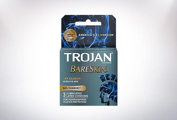 Pack Trojan Premium Variedades 9 Unidades