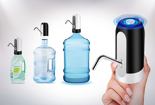 Dispensador de Agua Purificada USB