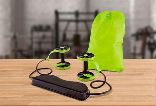 Maquina de ejercicios portátil Revoflex