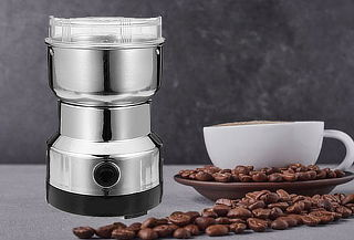 Moledor de Café Granos y Semillas USB