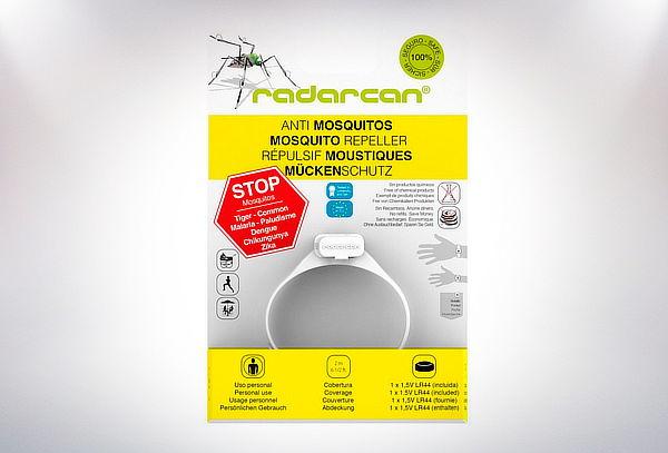 Pulsera Anti Zancudos Radarcan + Regalo