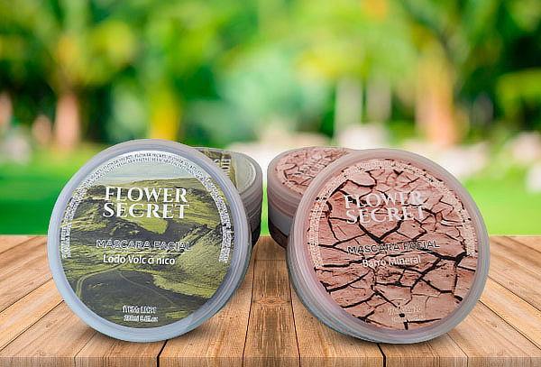 Máscara Facial Flower Secret 280ml