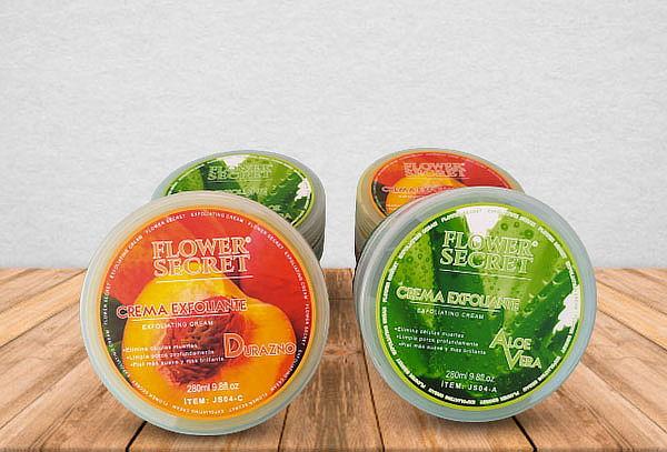 Crema Exfoliante Flower Secret 280ml