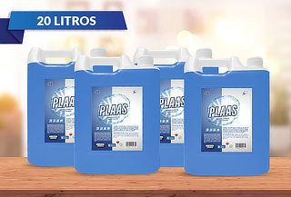 Pack 20 Lts Limpia Vidrios PLAAS