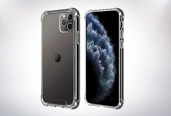 Cuida tu celular! Carcasa compatible para iPhone + Lamina