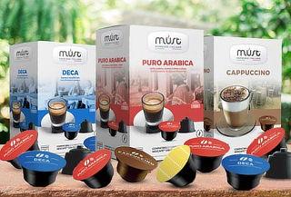 Pack 16 Capsulas Café o Té Compatible con Dolce Gusto
