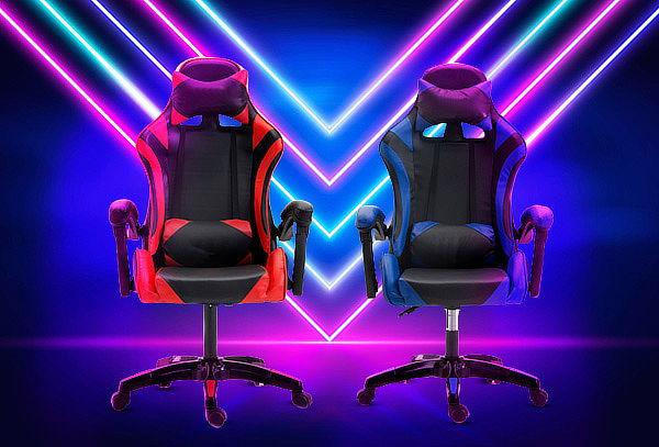 Silla Gamer Profesional Warzo Color a elección