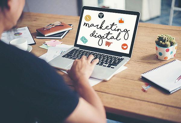 Curso online de Marketing Digital