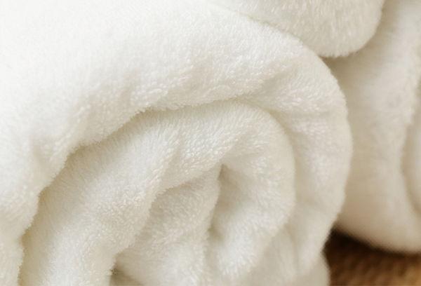 Toallón de Baño Premium Extra Gruesa color Blanco