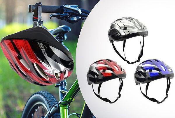 Casco Para Bicicleta, Sport Adultos.