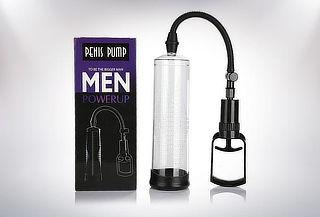 Bomba de Vacío para Hombres PowerUP