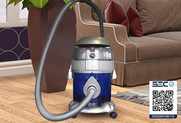 Aspiradora Hydrofilter Heavy Duty Thorben