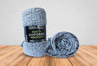 Manta Chiporro Termica Soft Doral 127x152cm