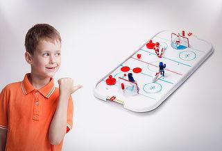 Juego De Mesa 2 En 1 Hockey Para Niños