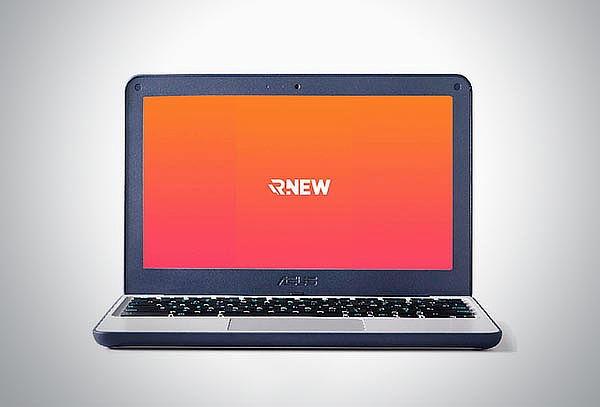Chromebook Asus C202AY502 4GB RAM 16GB SSD