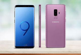 Samsung Galaxy S9 64GB Violeta o Azul