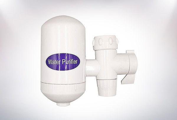 Filtro Purificador De Agua Cerámico Carbón